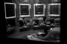 Black-And-White Photos Chronicle The Real Life Of A Porn Actress