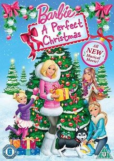 Barbie: a #perfect #christmas #[dvd],  View more on the LINK: http://www.zeppy.io/product/gb/2/281783223757/