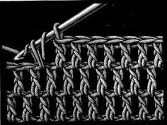 Crochet Work - Chapter IX - Encyclopedia of Needlework, Crochet Patterns, Stitches, Crochet Lace Patterns
