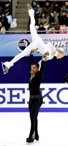 Aliona Savchenko / Robin Szolkowy, ISU Grand prix of Figure Skating 2011/2012, NHK Trophy, SP
