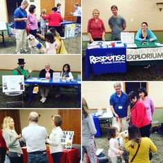 Thank you to everyone who came out for the Volunteer Fair on Saturday!