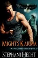 Might's Karma (Wayne County Wolves) by Stephani Hecht.  Estimated Reading Time: 64 minutes.