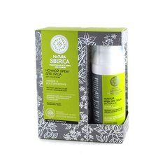 Aralia Mandshurica night face cream for dry skin Natura Siberica