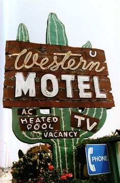 Western Motel......... Santa Cruz, California