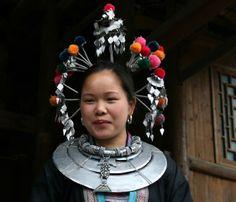 China | Dong Festival.  Changyang Village, Guangxi. | ©Mathilde S.