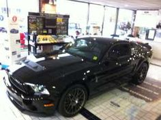 2012 Ford Shelby GT500  - Yes please!