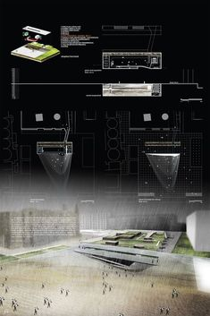 2º puesto Concurso internacional Arquine   Centro Infografic…   Flickr - Photo Sharing!