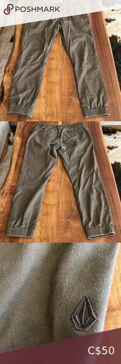 Volcolm Joggers Volcolm Joggers   Size Youth XL/ 14Y  Excellent lightly used condition. Volcom Bottoms Sweatpants & Joggers Slim Joggers, Jogger Pants, Sweatpants, Marc Jacobs Hobo Bag, Motto Leggings, Rachel Pally, Plus Fashion, Fashion Tips, Fashion Trends