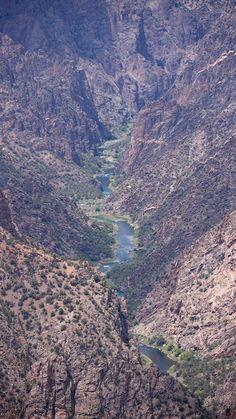 Black Canyon of the Gunnison / Colorado 2012