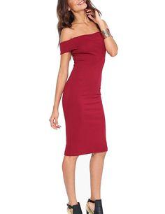 Sheinside® Womens Black Long Sleeve Bodycon Dress | Amazon.com