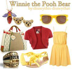"""Pooh Bear""  DisneyThis-DisneyThat on Tumblr"