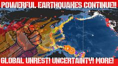 Earthquake Report | Sept 4, 2016 | Continued Unrest | Powerful Earthquak...
