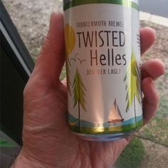 While April's dreary showers may last outlast May's flowers, we have created a brand new lager, the Twisted Helles, to bring summer sunshine a few months early. Developed by our brewmaster Jeff Coon, this beer distinctly represents summer in Michigan. Whether out in the boat, taking in an outdoor concert or sitting around a campfire, Twisted Helles is the beer that will be by your side while you make new summer memories. http://www.frankenmuthbrewery.com/blog/brewery/twisted-helles/