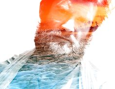 """Check out new work on my @Behance portfolio: """"Colby Keller   Double exposure"""" http://be.net/gallery/54185843/Colby-Keller-Double-exposure"""