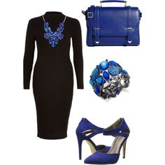 A fashion look from December 2014 featuring River Island dresses, Michael Antonio sandals and ASOS handbags. Browse and shop related looks.