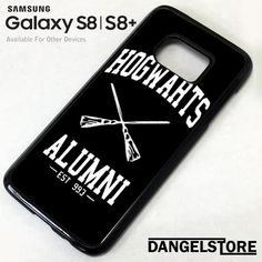 Hogwarts Alumni For Samsung Harry Potter Phone Case, Hogwarts Alumni, S8 Plus, Samsung Galaxy, Phone Cases, Phone Case