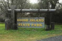 Goose Island State Park in Texas