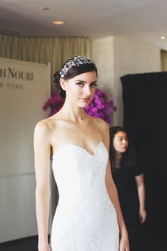 Bridal Fashion Week | Claire Eliza Photography | Bridal Musings Wedding Blog