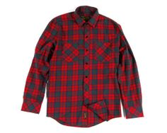 Working Class Red Flannel