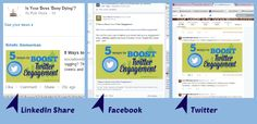 image across facebook twitter and linkedin optimizing one image for all three!  awesome math!