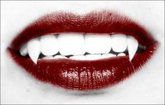 Vampire Teeth | vampire fangs by ~Dodo91 on deviantART