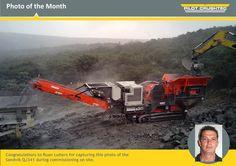 #PhotoOfTheMonth Work Site, Capture Photo, Pilot, Pilots, Remote