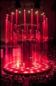 Gert Hof Lightperformance @ MICHALSKY StyleNite 07 2011