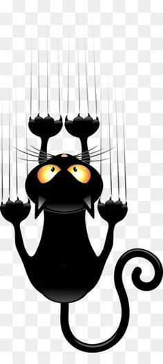 pin by cher messercola on cartoon cats kittens clip art rh pinterest es