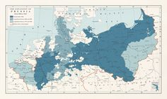 Political map of the Greater Germanic Empire, the Central European part. After the end of the Second World War, Germany stood as the sole master of the European continent. The former European. Alternate Worlds, Alternate History, Brest Litovsk, Fantasy Map, Flags Of The World, Historical Maps, World War Two, West Virginia, Continents