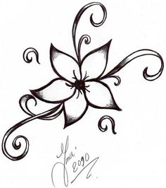 wudnt this make a pretty tattoo?