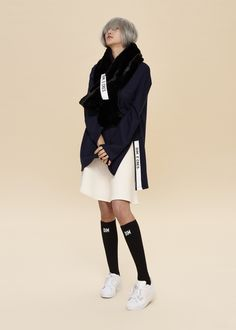DIM. E CRES. 14-15 HOLIDAY (WINTER/PRE-SPRING) DIM ON THE TABLE Sporty Outfits, Mode Outfits, Fall Outfits, Fashion Outfits, Fashion Trends, Tokyo Fashion, Asian Fashion, High Fashion, Sport Fashion