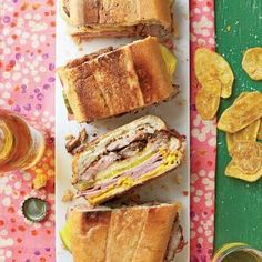 Cuban Sandwich | MyRecipes.com