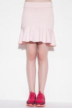 The Girl That Loves Pinky Girl Skirt