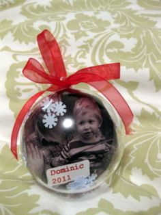 adorable homemade christmas ornaments - perfect for gifts!