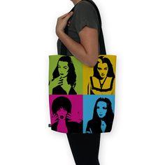 Conheça a bolsa na nossa loja! www.loja.saladadecinema.com.br