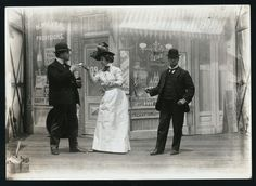Cinema - - Beginnings. Billy Rose Theater Collection photograph file. NYPL Digital Gallery.