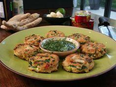 Receta | Pastelitos de atún y especias (Spicy tuna fish cakes) - canalcocina.es