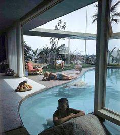 Raymond Loewy House 600 Panorama Road, Palm Springs