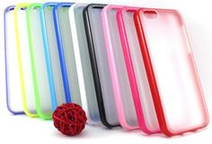 New Hybrid Case,2 in 1 TPU+PC Colorful Back Cover Case For Iphone 5C Case,Mix Color $15.99