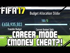 http://www.fifa-planet.com/fifa-17-tips-and-tricks/fifa-17-career-mode-money-cheat-glitch-fifa-17-tips-and-tricks/ - FIFA 17 CAREER MODE MONEY CHEAT (GLITCH?!) | FIFA 17 TIPS AND TRICKS!  1 LIKE INCREASES THE HYPE! xD Better late than never ey? 🙂 FIFA 17 CAREER MODE MONEY CHEAT (GLITCH?!) ENJOY!!! xD Review / Give Away Channel – https://www.youtube.com/user/GloriousSunny Twitter – https://Twitter.com/BrosGotGame Facebook – ht... Cheap FIFA Coins: http:/