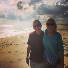 Beach walk Cape May @aetechnology #aetechrally