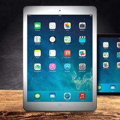 Noch Leichter. Noch Dünner. Noch Stylisher. Das Must-Have für alle Trendsetter: iPad Air
