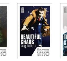Doctor Who - Couvertures de livres « rétro »
