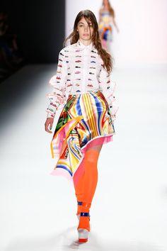 Pin for Later: Entdeckt alle Trends der Berlin Fashion Week in nur 5 Minuten Tag 4: Fyodor Golan