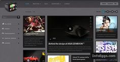 VideoGrid A Vedio Showcase Blog WordPress Theme