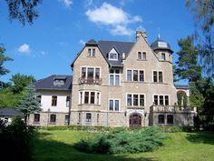 Schloss Stecklenberg in Sachsen-Anhalt, Harz