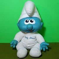 I miss my baby smurf doll