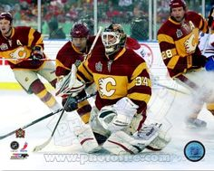 Calgary Flames - Miikka Kiprusoff Photo