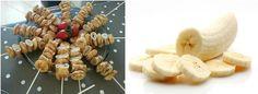 gezonde banaanpannenkoek Baby Food Recipes, Sushi, Ethnic Recipes, Kids, Recipes For Baby Food, Young Children, Boys, Children, Boy Babies