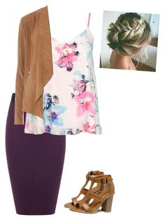 """Loved"" by ohraee019 on Polyvore featuring WearAll and Dorothy Perkins"